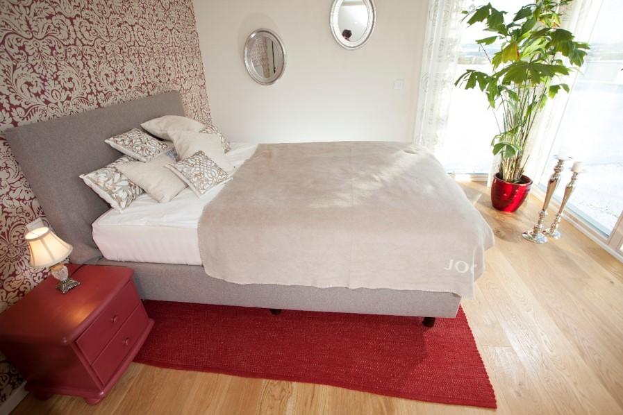 Musterhaus Altusried - Schlafzimmer